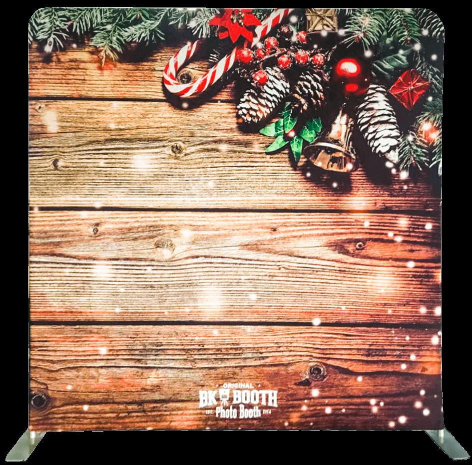 Photo Booth Weihnachten.Weihnachten Holzwand Bkbooth